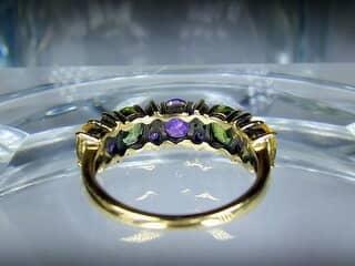 アンティーク指輪の商品番号400cj
