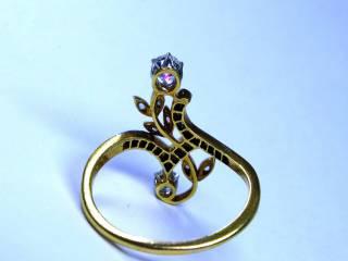 28石2種類のオールドカットダイヤ(鑑定書付)【商品番号4699】j