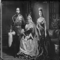 ヴィクトリア女王2枚目