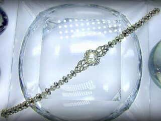 約2.7ctの2種のローズカットダイヤ使用(鑑定書付)【商品番号4607】i