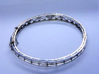 約0.8ctオールドヨーロピアンカットダイヤ使用【商品番号BR08】i