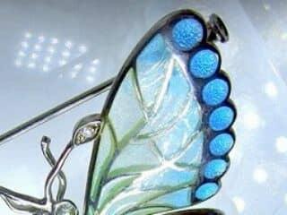 プリカジュールエナメル,真珠,ダイヤモンド【商品番号1201a】d