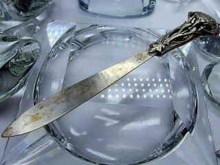 ペーパーナイフ【商品番号407b】e