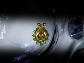 約3ctエメラルドとダイヤ【商品番号1112a】g