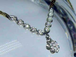 16石のダイヤ使用【商品番号1366a】c
