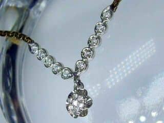 16石のダイヤ使用【商品番号1366a】d