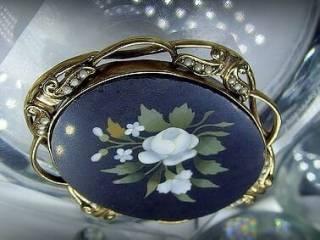 フローレンスモザイク3種メノウとオニキスと真珠【商品番号1139a】g