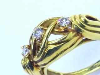 3石のダイヤ使用【商品番号1141A】c