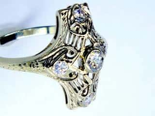 2種のダイヤ(オールドヨーロピアン)【商品番号1168a】f