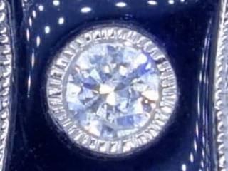 9石ダイヤとオニキス【商品番号1350a】c