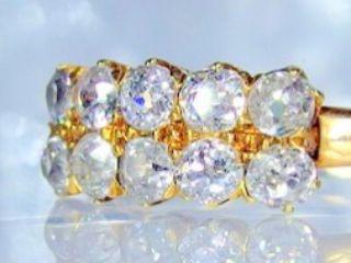 10石のオールドマインカットダイヤ【商品番号1361a】e