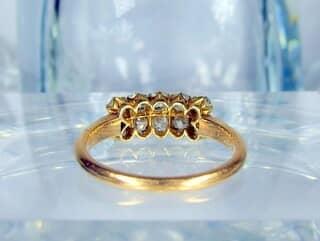 10石のオールドマインカットダイヤ【商品番号1361a】h