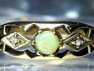 アンティークジュエリー 指輪170de