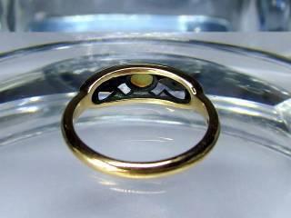 アンティークジュエリー 指輪170dh
