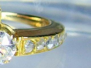 アンティークジュエリー指輪の商品番号2573d