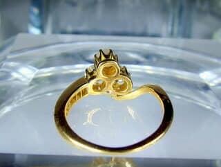 アンティークジュエリー指輪の商品番号2573j