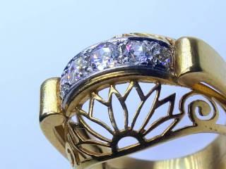 アンティーク指輪の商品番号2639d