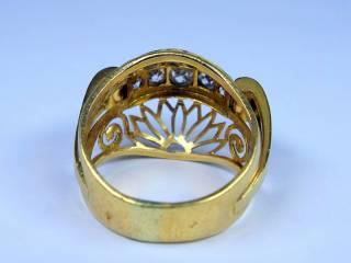 アンティーク指輪の商品番号2639i