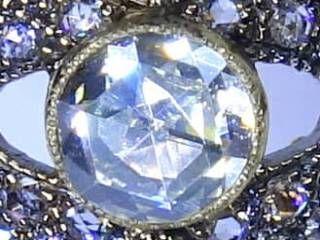 約0.75ct2種のオールドカットダイヤ(鑑定書付)【商品番号3353】c