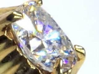 13石のオールドマインカットダイヤ使用(鑑定書付)【商品番号3389】c