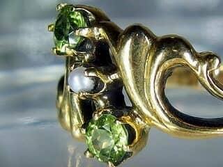 アンティーク指輪の商品番号480cd