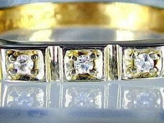 3石のダイヤ【商品番号510c】c