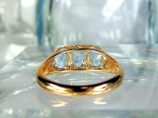 アンティーク指輪の商品番号911ch