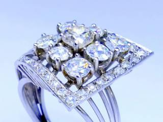 約2.2ctオールドヨーロピアンカットダイヤ【商品番号r133】c