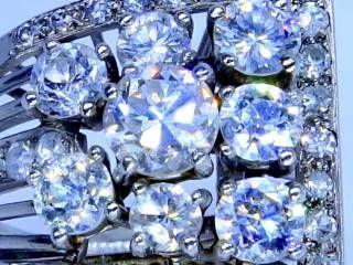 約2.2ctオールドヨーロピアンカットダイヤ【商品番号r133】k