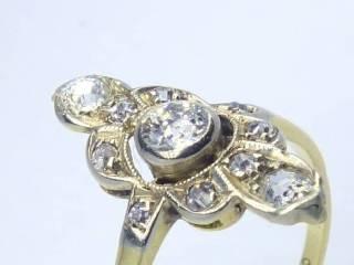 アンティークジュエリー指輪の商品番号r138c