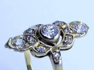 アンティークジュエリー指輪の商品番号r138d