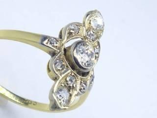 アンティークジュエリー指輪の商品番号r138f