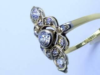 アンティークジュエリー指輪の商品番号r138g