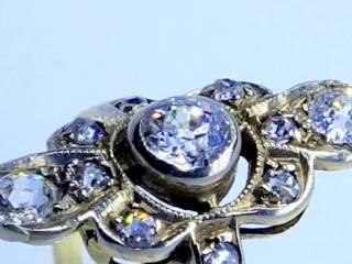アンティークジュエリー指輪の商品番号r138l