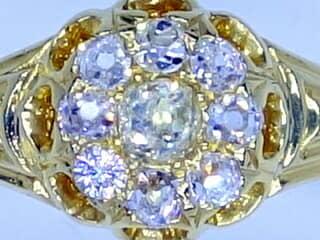 約0.5ctオールドカットダイヤ【商品番号r169】c