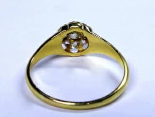 約0.5ctオールドカットダイヤ【商品番号r169】j