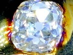 約1.5ctオールドマインカットダイヤ(鑑定書付)【商品番号r200】c