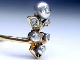 アンティークジュエリー指輪の商品番号r201f