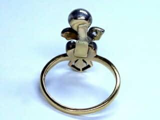 アンティークジュエリー指輪の商品番号r201j