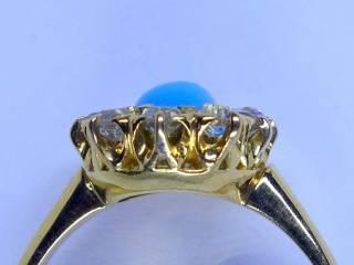 約1.2ctオールドマインカットダイヤ【商品番号r231】i