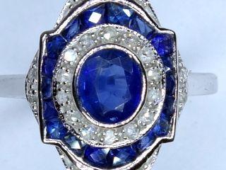 アンティークジュエリー指輪の商品番号r313c