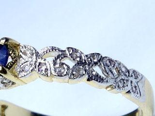 アンティークジュエリー指輪の商品番号r335c