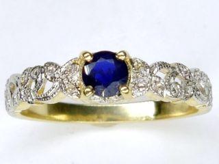 アンティークジュエリー指輪の商品番号r335d