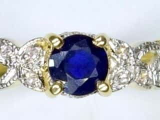 アンティークジュエリー指輪の商品番号r335f