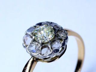 アンティークジュエリー指輪の商品番号r336c
