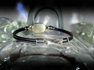 ダイヤと14金ホワイトゴールド使用のハミルトン ( Hamilton )社【商品番号1158A】g