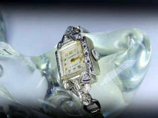アンティーク時計の商品番号1180ac