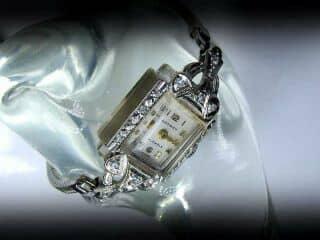 アンティーク時計の商品番号1180ae