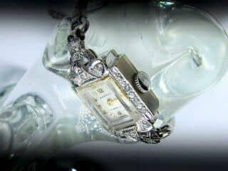 アンティーク時計の商品番号1180af