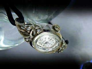6石のダイヤを使用したハミルトン ( Hamilton )社【商品番号1182A】c